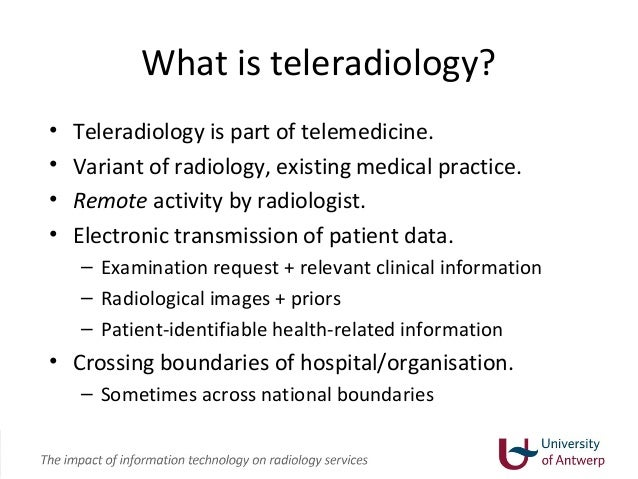 teleradiology thesis Interventional neuroradiology (also known as neurointerventional surgery or endovascular neurosurgery) is a sub-specialty that performs minimally invasive procedures to diagnose and treat diseases of the brain, head, neck, and spine.