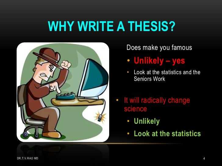 why write a senior thesis Is an honors thesis worth it - may 25, 2015 - and although i dont know all the ins-and-outs of what it takes to finish a book, i think its safe to assume that writing a senior thesis is.
