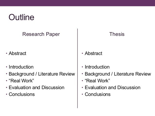 thesis introduction vs background Thesis statements and introductions  purpose not only does the introduction contain your thesis statement,  background information to your readers,.