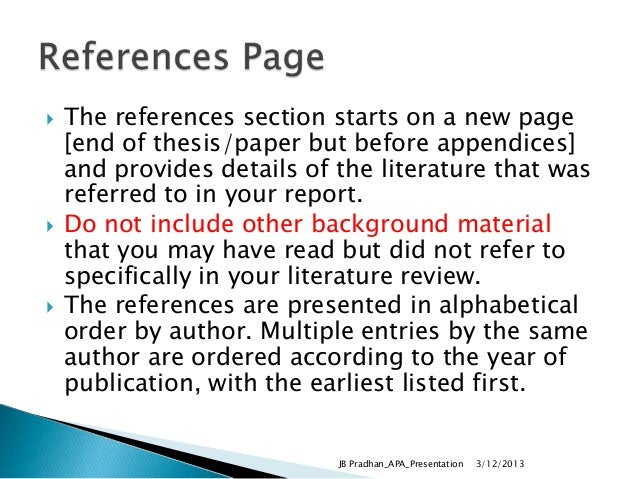 apa format thesis appendix Your essay should be typed, double-spaced on standard-sized paper cite your book in apa format for free the publication manual of thesis appendix apa the apa.