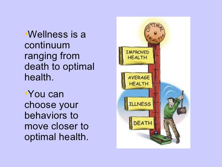 elements of health and wellness These seven dimensions of wellness are further explained below intellectual wellness: encourages creative, stimulating mental activities ways to foster intellectual wellness include reading a book, completing a sodoku puzzle, or doing a crossword puzzle.