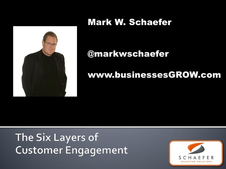 Mark W. Schaefer@markwschaeferwww.businessesGROW.com
