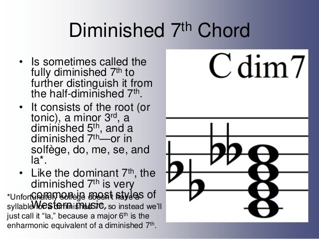 The Six Most Common 7th Chords