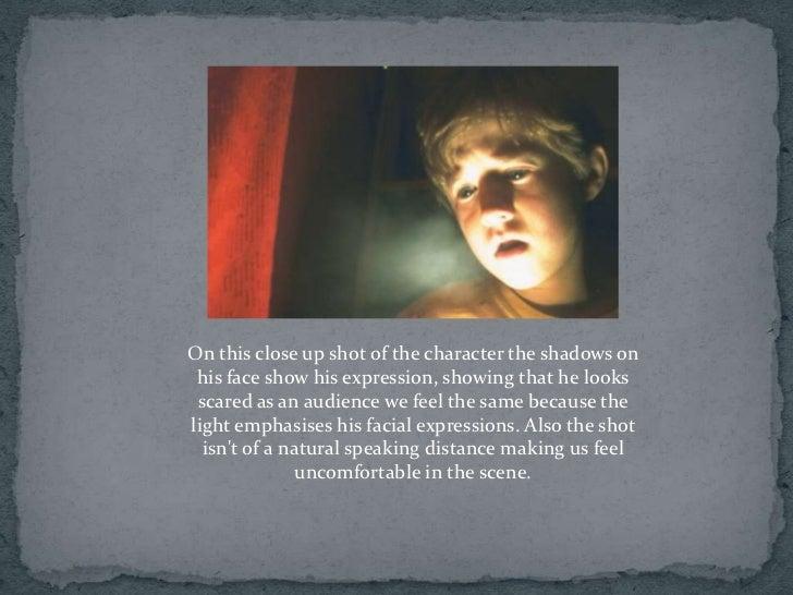 The sixth sense film analysis Essay