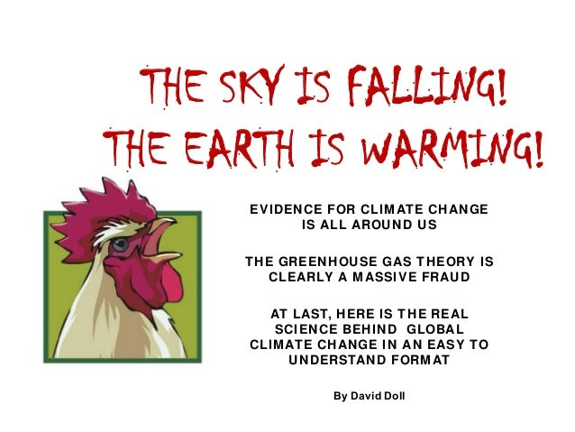 The Real Science Behind Global Climate Change