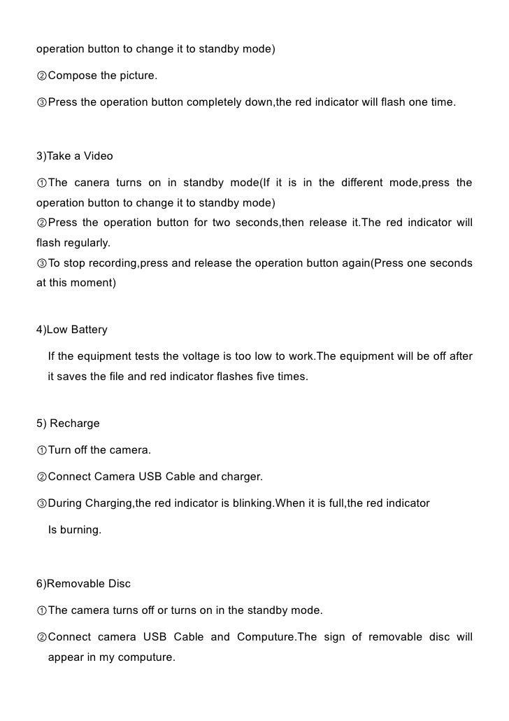 the smallest mini camera user manual rh slideshare net Manuals in PDF Manuals in PDF