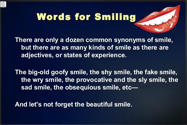 The Smile Factor