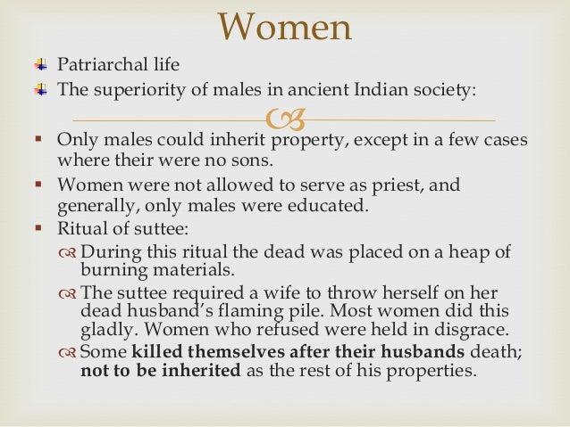women in ancient societies