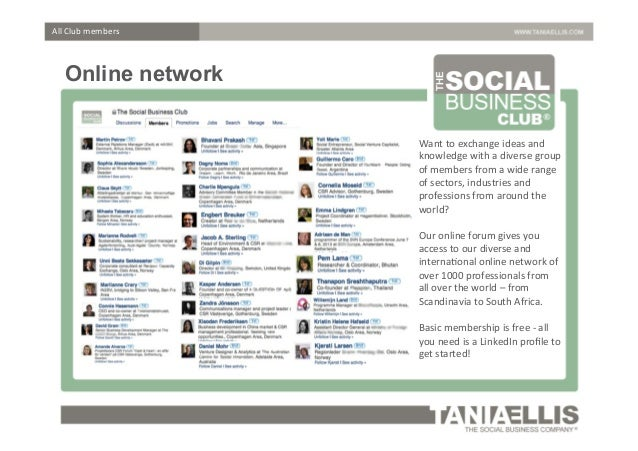 The Social Business Club