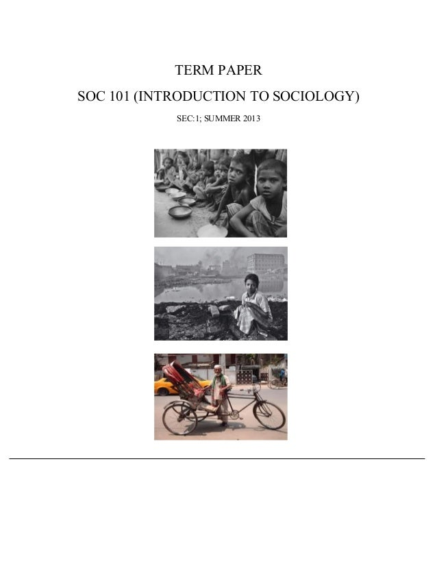 "sociology term paper aha View essay - introduction to sociology chapter 8 self reflection paper from soci   three of my ""aha"" moments happened when i read what social facilitation, free   introduction to sociology movie research paper northwest vista college."