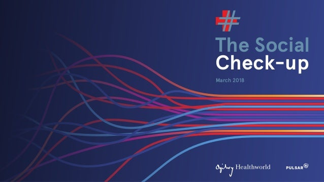 March 2018 The Social Check-up