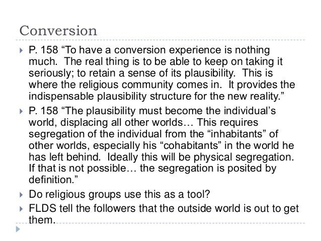 social construction of reality pdf