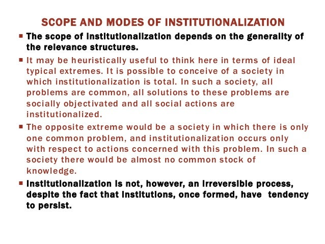 the social construction of reality a treatise in the the s by