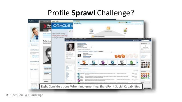 #SPTechCon @RHarbridge Unique Cloud Challenges – Fixed in 2016… If you have SharePoint 2013 On Prem and a Office 365 Share...
