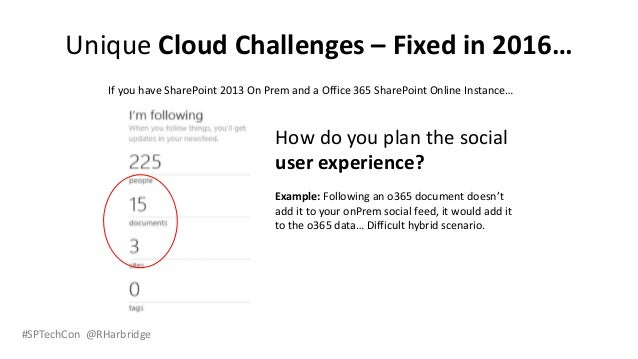 #SPTechCon @RHarbridge Discipline and Processes Eight Considerations When Implementing SharePoint Social Capabilities