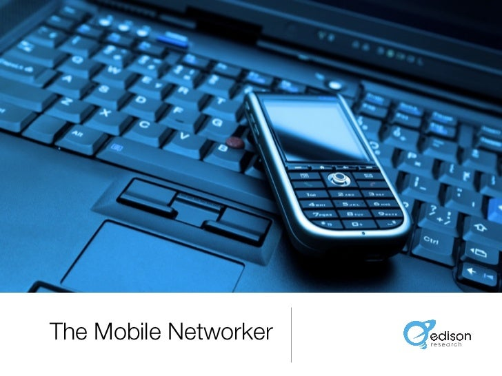 The Mobile Networker