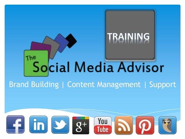 Brand Building | Content Management | Support