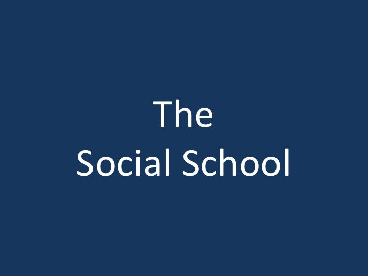 TheSocial School
