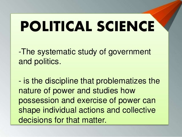 how is sociology related to political science