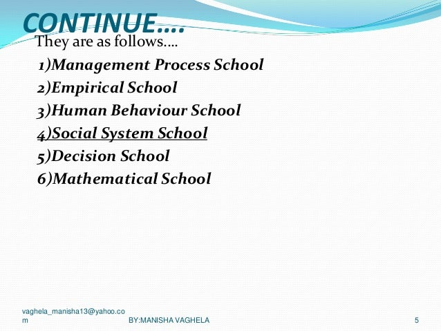 school as a social system In a social system the triggering mechanism is the feedback loop this ensures that a portion of the school's behaviour and the internal and external environment's reactions to that behaviour are filtered back into the system as input.