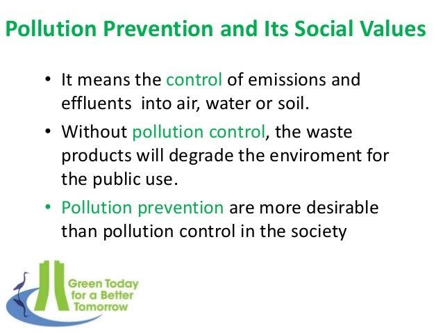 pollution prevention essay Under the waste reduction policy act (wrpa), facilities are required to submit a five-year pollution prevention plan however, wrpa does not require that these plans be in any specific format therefore, this page was created to provide facilities with examples of various types of formats that can be used when developing a pollution prevention plan.