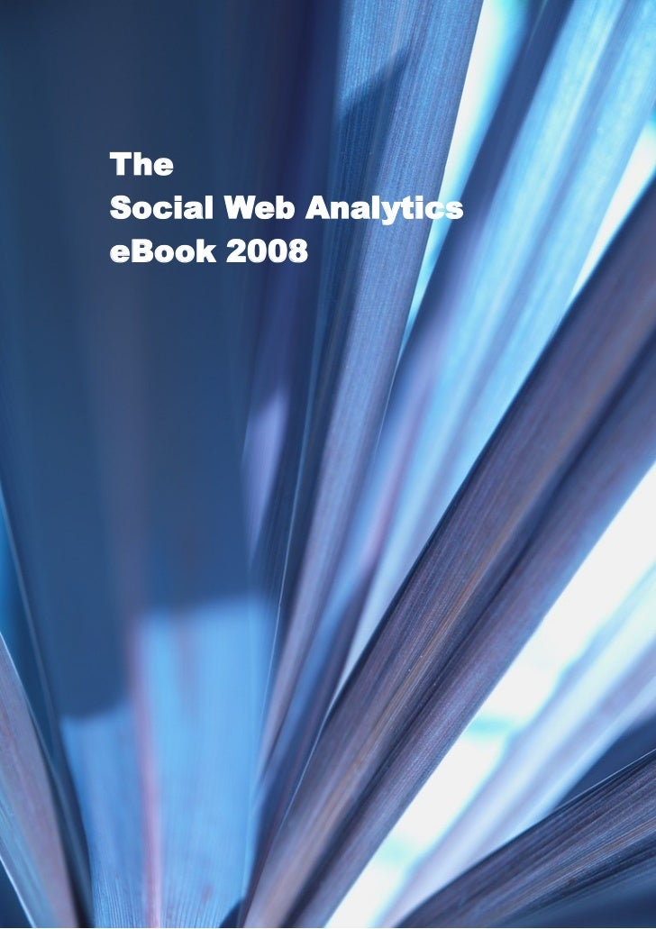 The social web analytics e book 2008 the social web analytics ebook 2008 fandeluxe Gallery