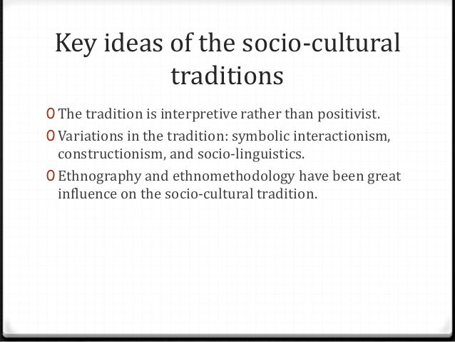What Are the Characteristics of the Sociolinguistic Theory?
