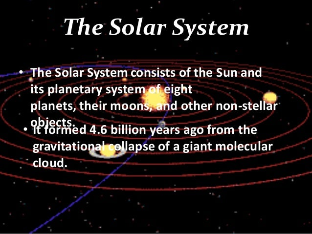 Solar System High School - crossword solar system and our ...