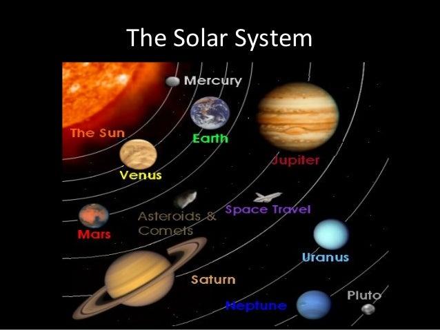 The Solarsystem