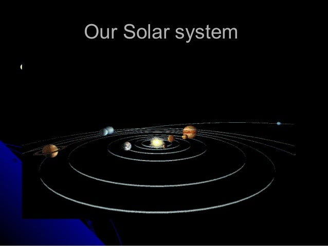 our solar system live - photo #3