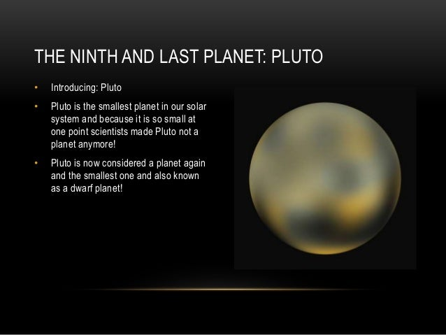 pluto is not in the solar system - photo #22