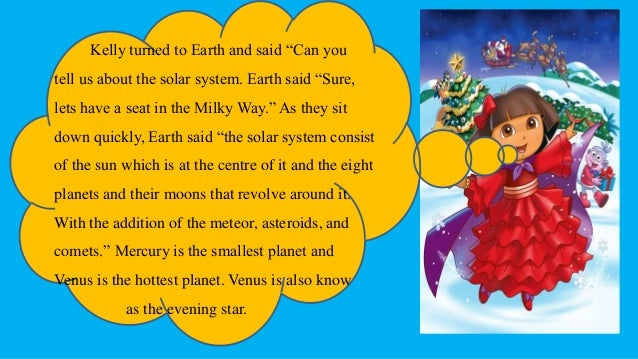story about the solar system - photo #7