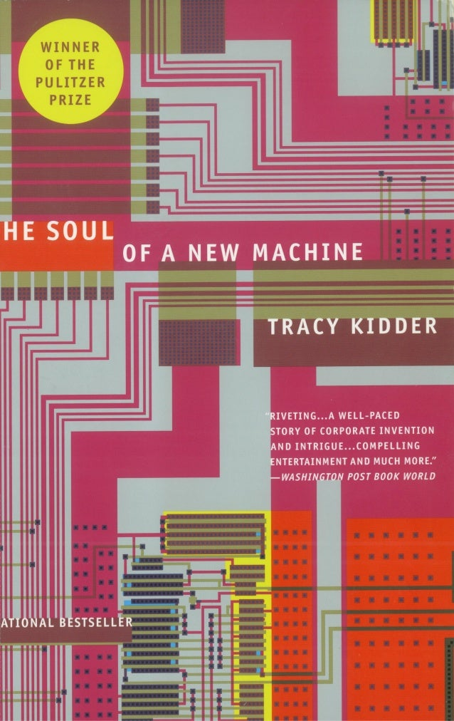 the soul of the new machine Find album reviews, stream songs, credits and award information for the soul of  a new machine - the delta 72 on allmusic - 1997 - by 1997, philadelphia's the.
