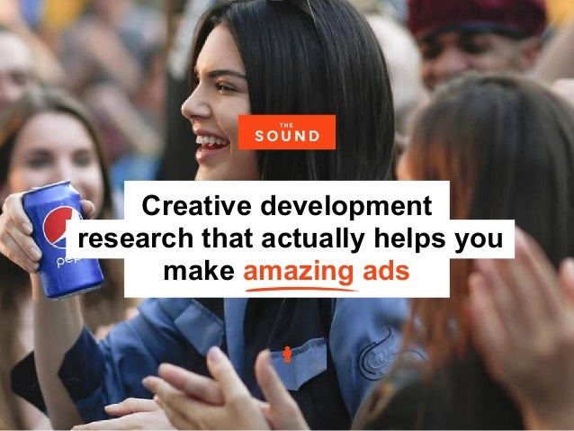 Creative development research that actually helps you make amazing ads
