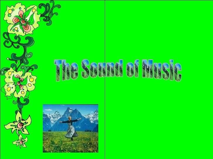 Salzburgo The Sound of Music