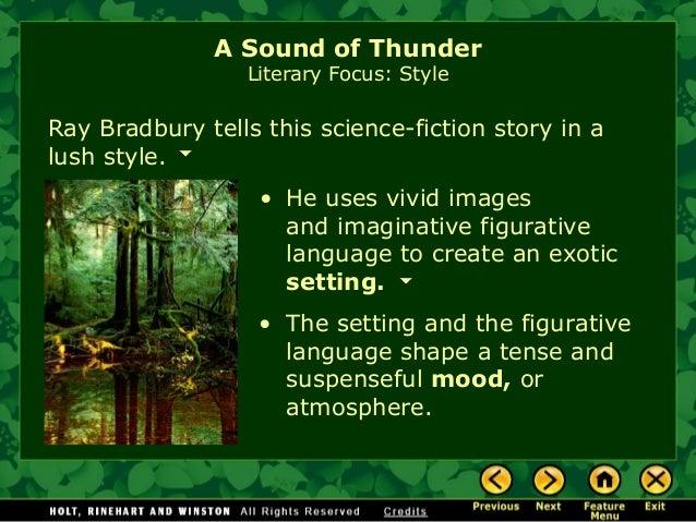A Sound Of Thunder By Ray Bradbury Essay - image 10