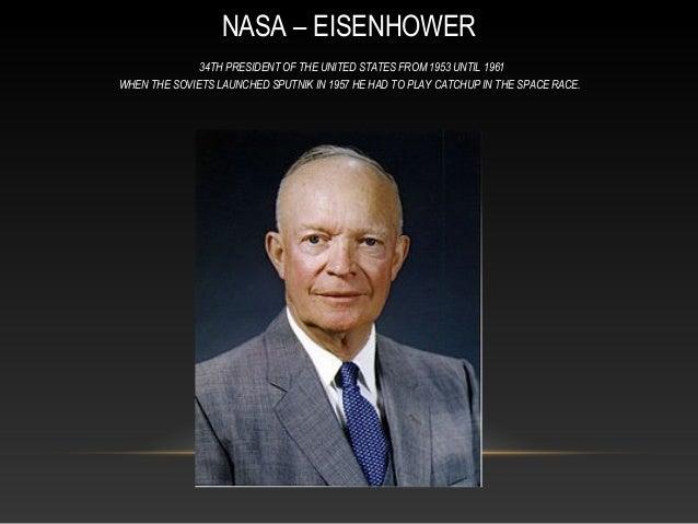 eisenhower nasa created - photo #29