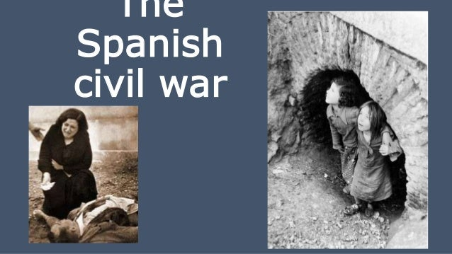 the spanish civil war essay Free spanish civil war papers, essays, and research papers.