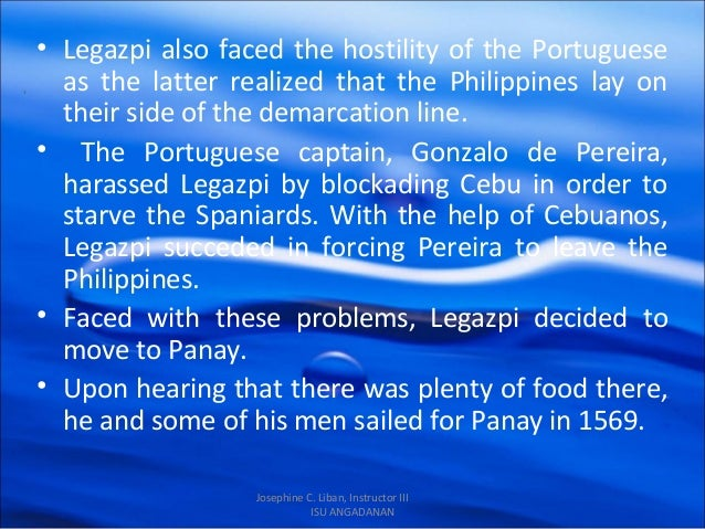 colonization of the philippines The philippines was colonized by the spanish for over 300 years – up until the end of the spanish –american war in 1898 spain lost, and so.