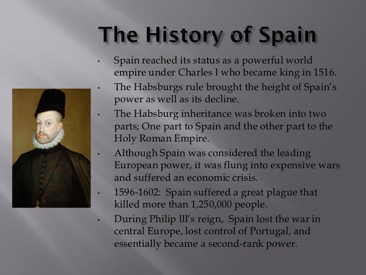 The Spanish Empire History 140