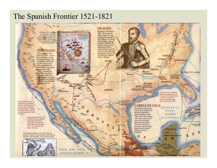 The Spanish Frontier 1521-1821