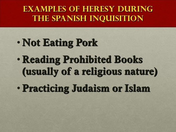 The Spanish Inquisition English Ii