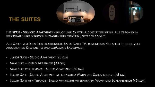 The Spot Serviced Apartments De