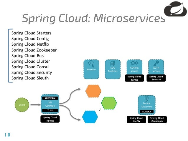 The spring ecosystem in 50 min