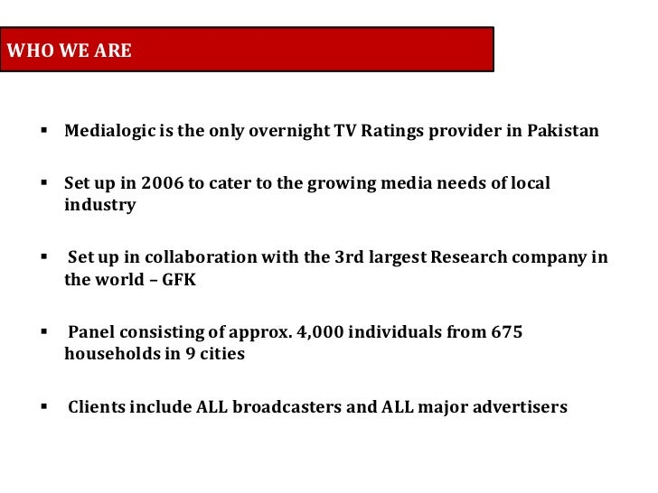 Electronic media Of Pakistan
