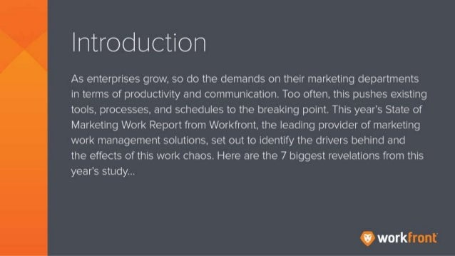 As enterprises grow, so do the demands on their marketing departments in terms of productivity and communication. Too ofte...