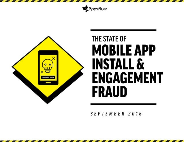 Fraudulent devices were detected using AppsFlyer's DeviceRankTM technology, the industry's first fraud prevention solution...