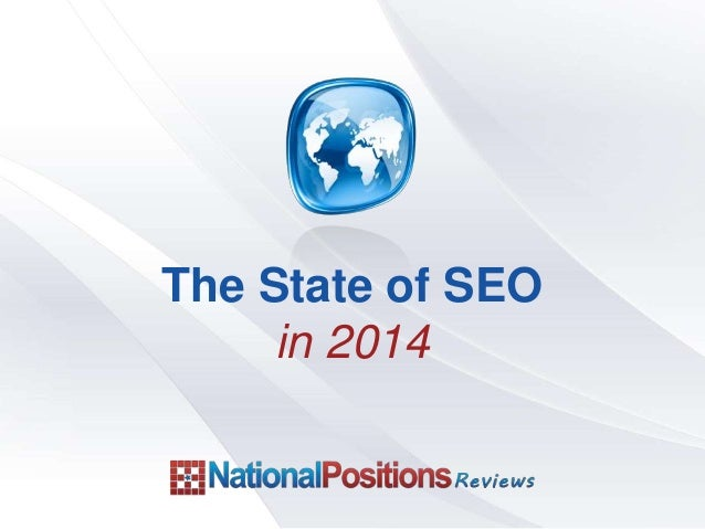 The State of SEO in 2014
