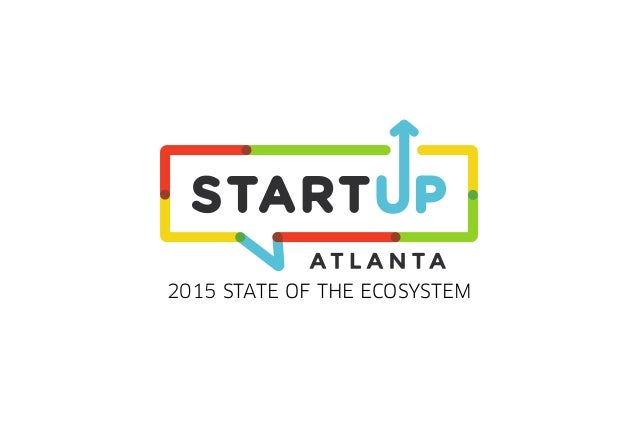 2015 STATE OF THE ECOSYSTEM
