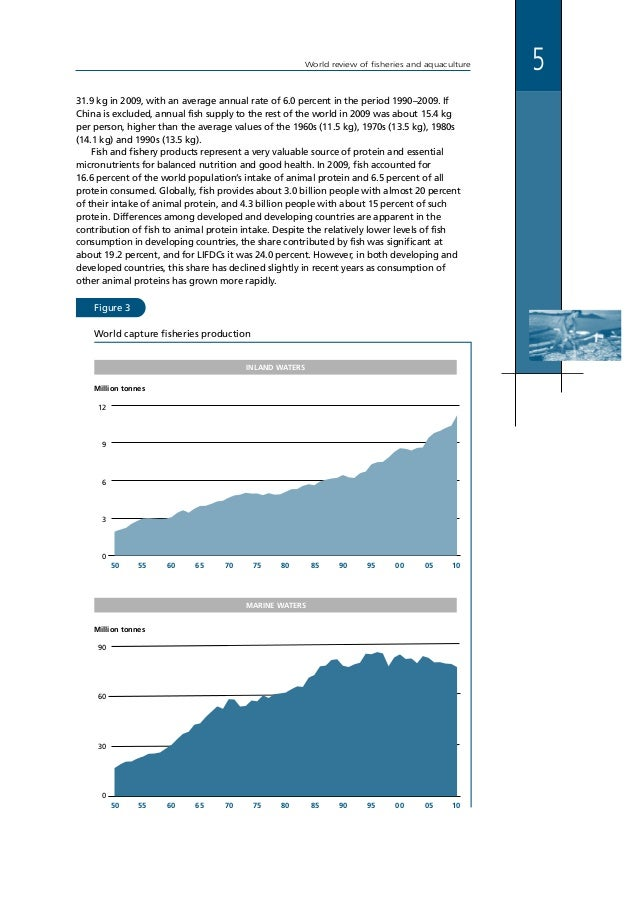 The state of world fisheries and aquaculture world review of fisheries and aquaculture sciox Gallery